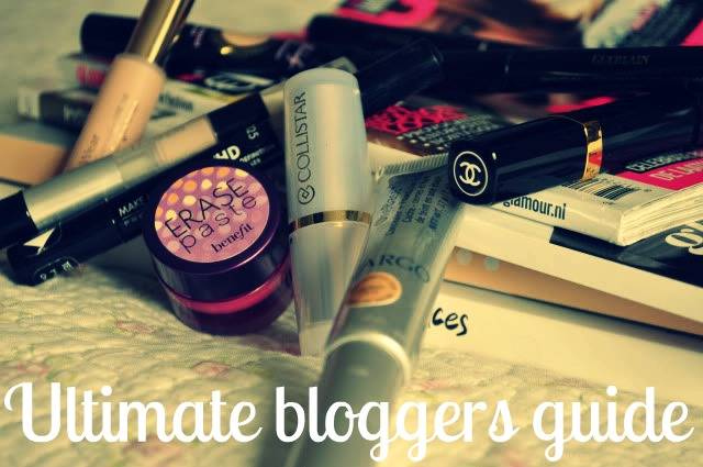 bloggers guide