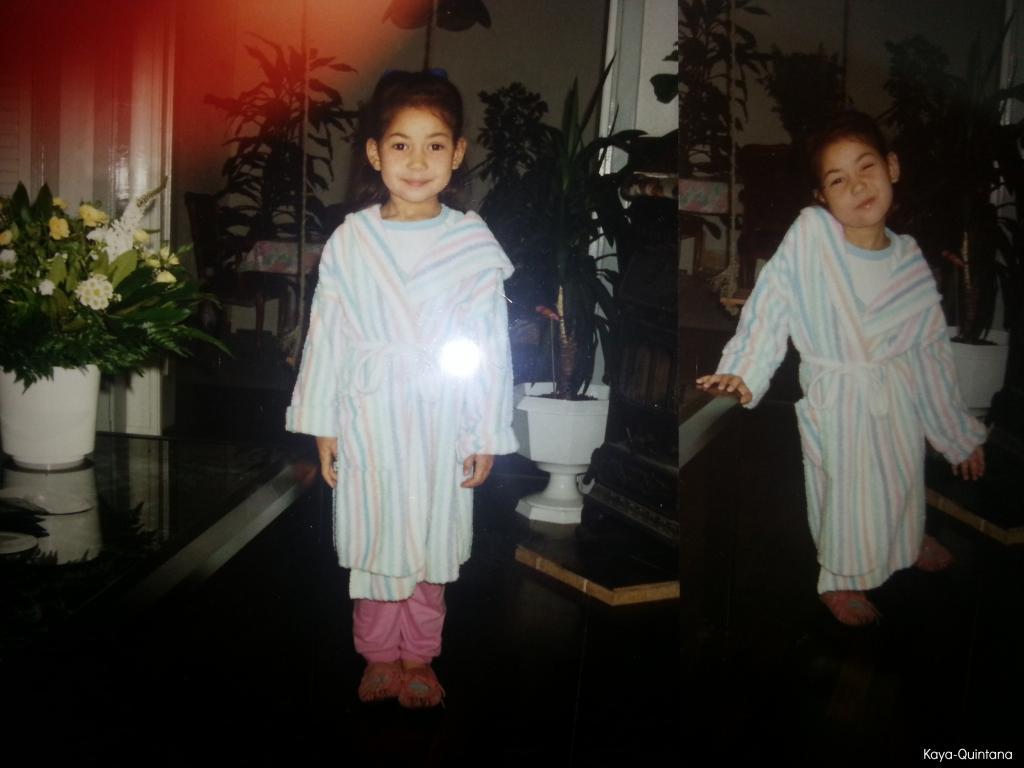 Persoonlijk: toen ik nog een klein meisje was kaya quintana