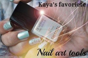 Nagels: Kaya's favoriete nail art tools