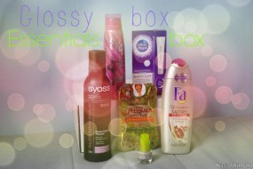 Haul: Glossybox en de Essentials box + bloopers