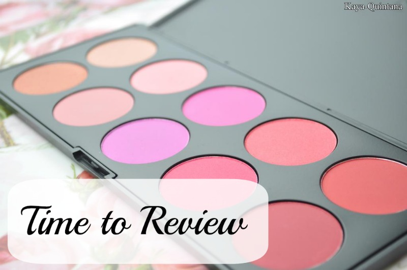 review bh cosmetics