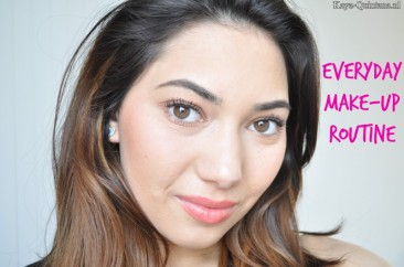 Video: Everyday make-up routine