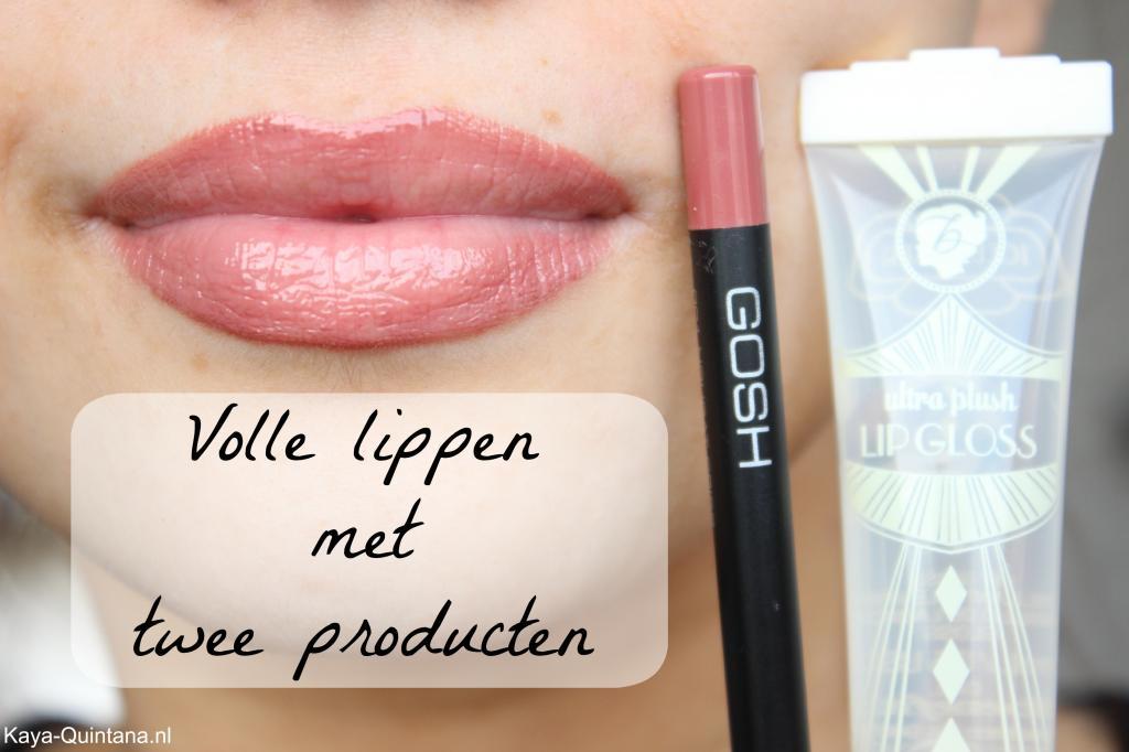 vollere lippen maken