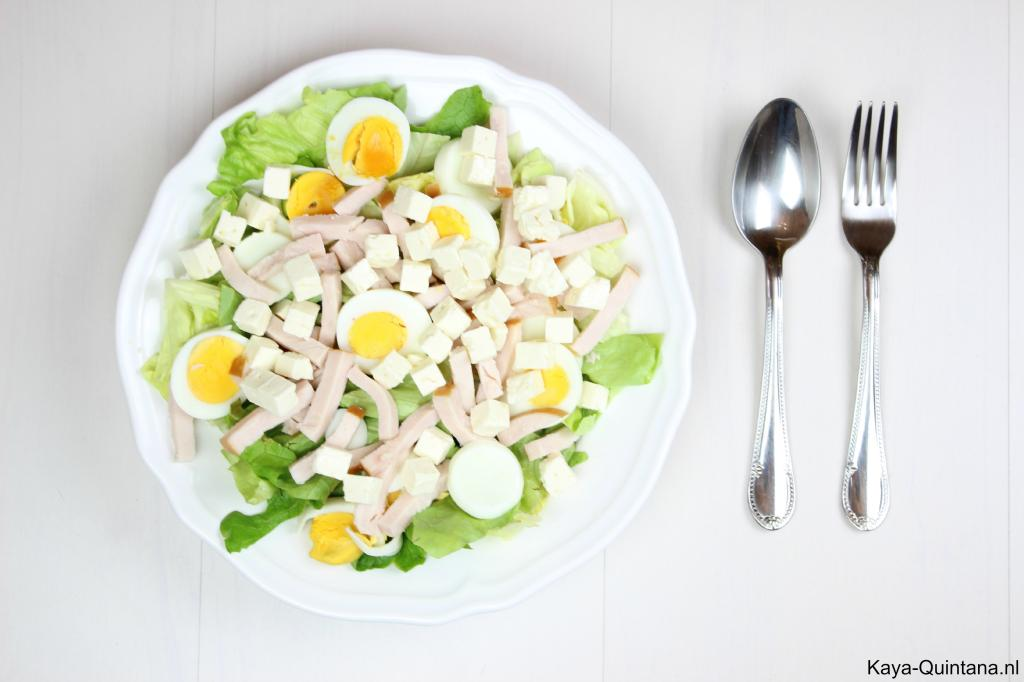 snelle lunch salade