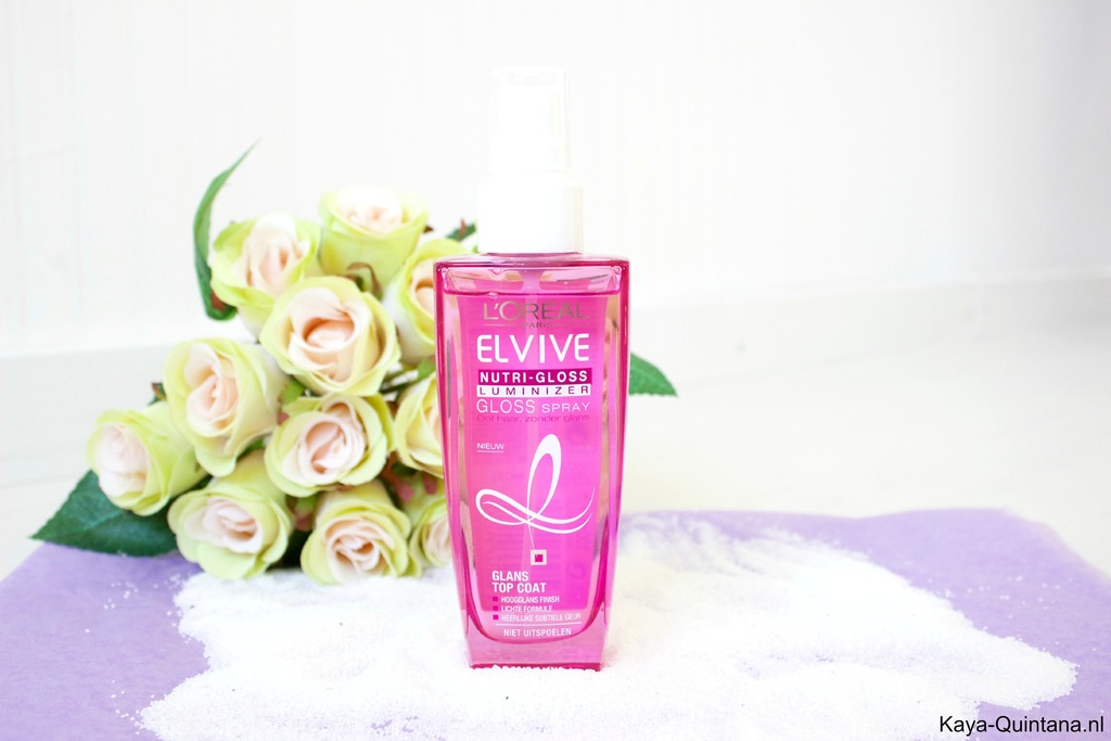 elvive nutri gloss luminizer gloss spray