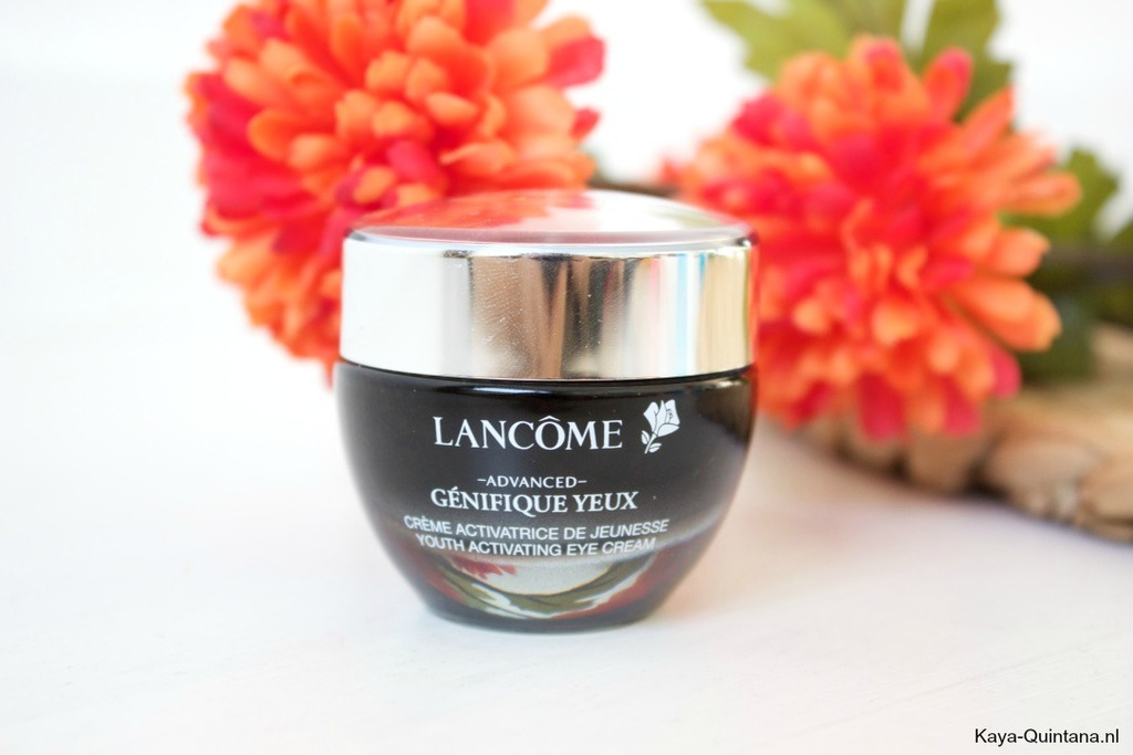 lancome genifique yeux review
