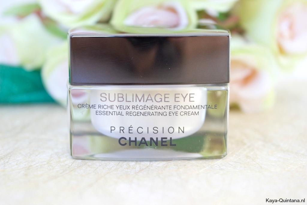 chanel sublimage oogcreme