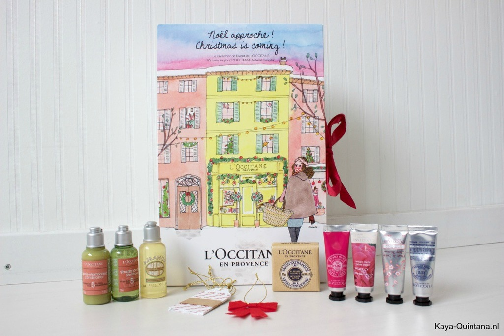 l'occitane advent kalender 2015