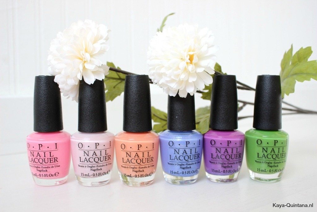 opi new orleans collectie
