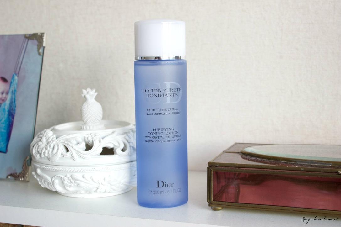 Dior Purifying toning lotion