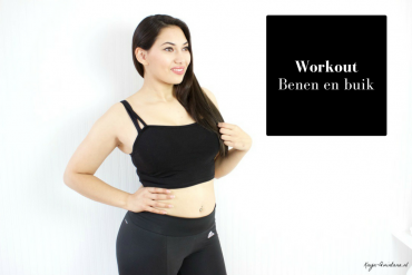 benen en buik workout