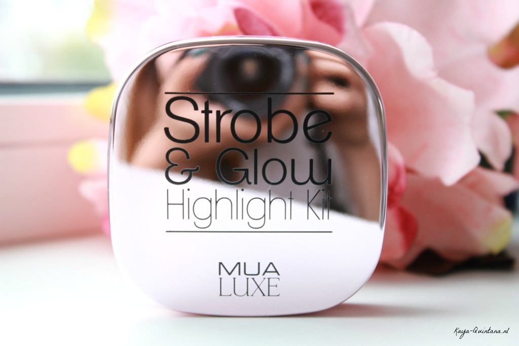 mua luxe strobe and glow highlight kit