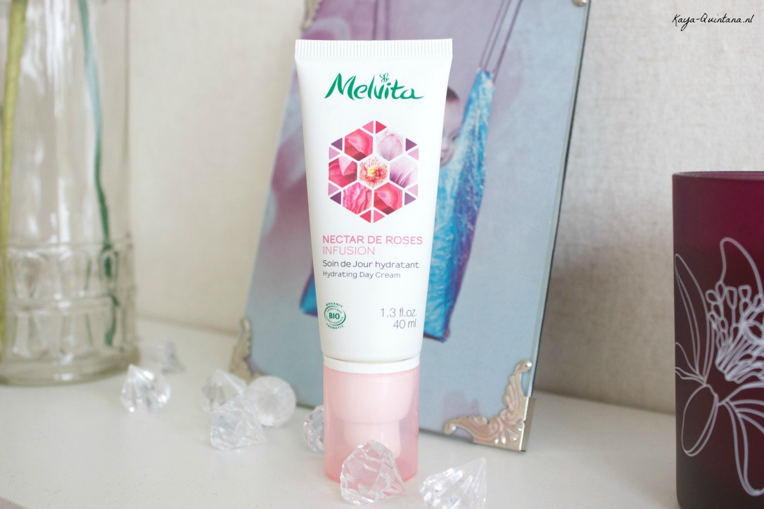 Melvita Nectar de roses day cream