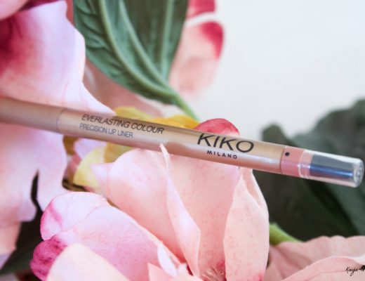 Kiko Everlasting colour precision lip liner