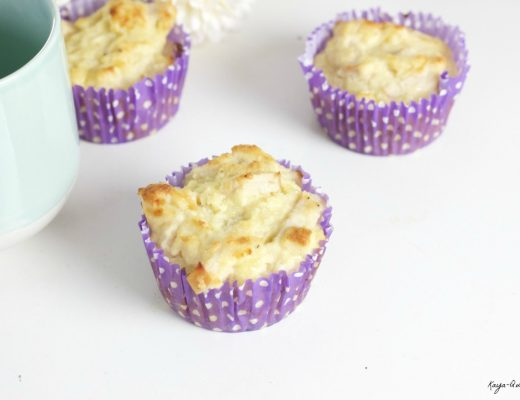 low carb cream cheese muffin