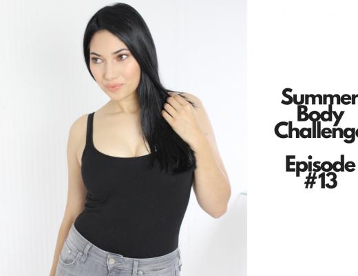 summer body challenge