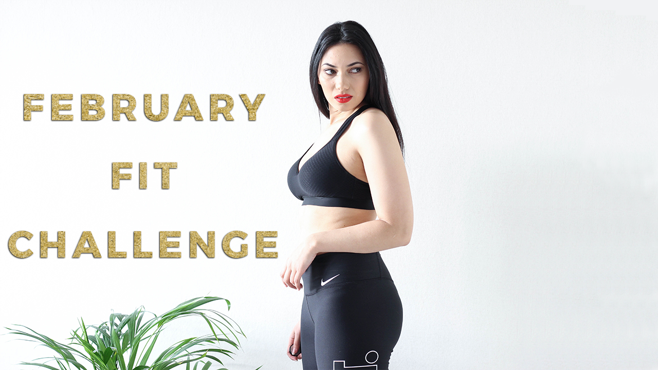 february fit challenge