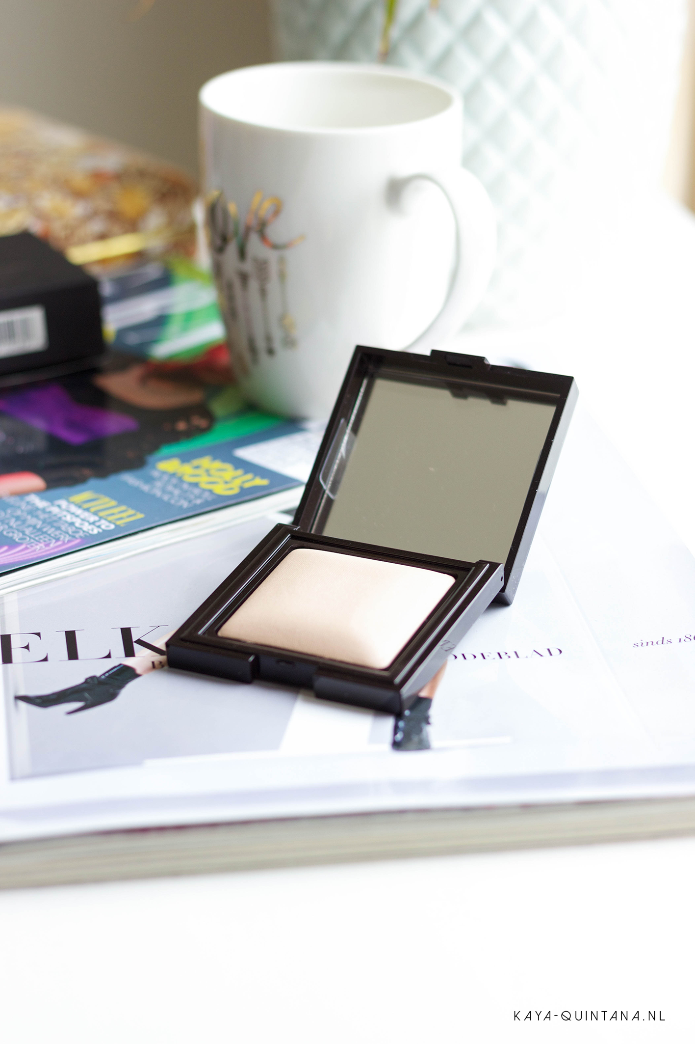 Sheer candleglow sheer perfecting powder