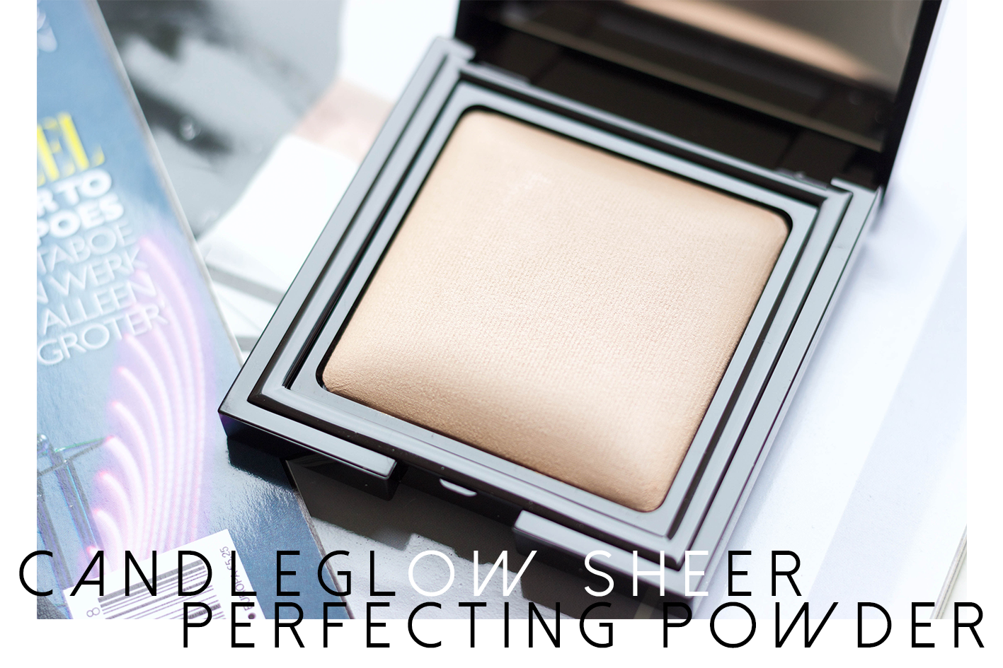 Laura Mercier Sheer candleglow sheer perfecting powder