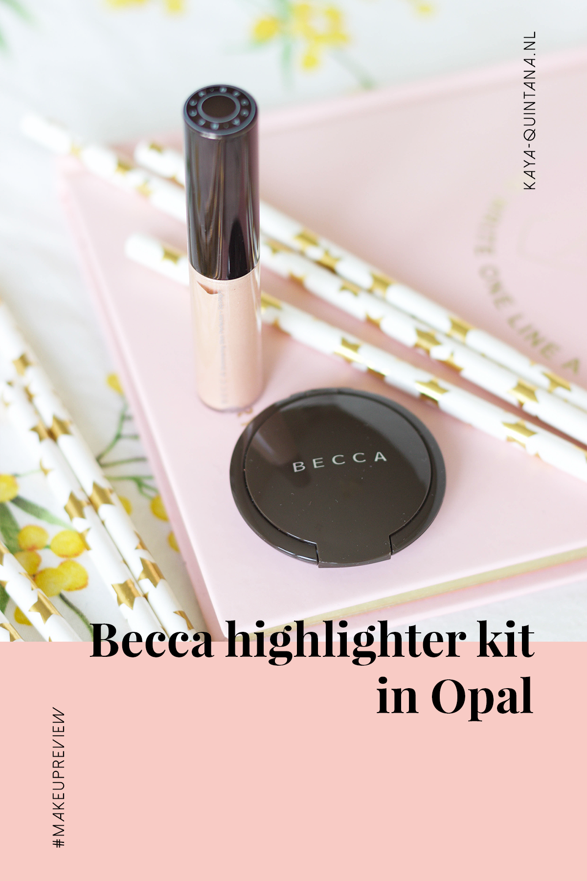 Becca Glow on the go kit in opal