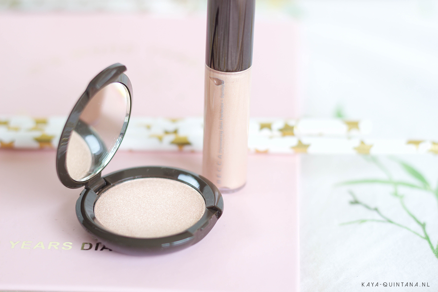 becca highlighter review