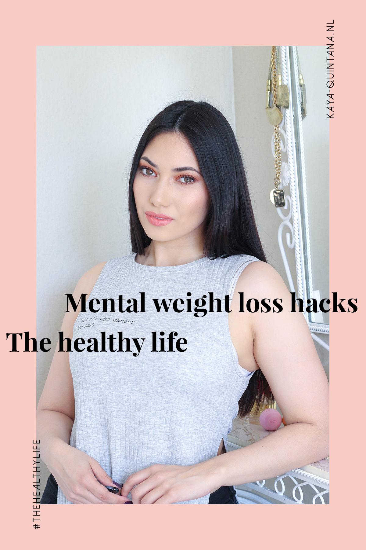 mental weight loss hacks