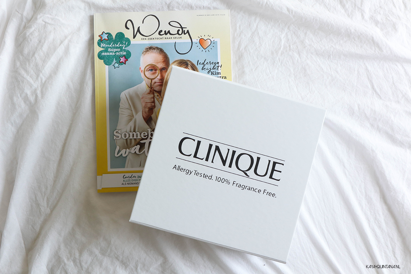 clinique fit workout collection