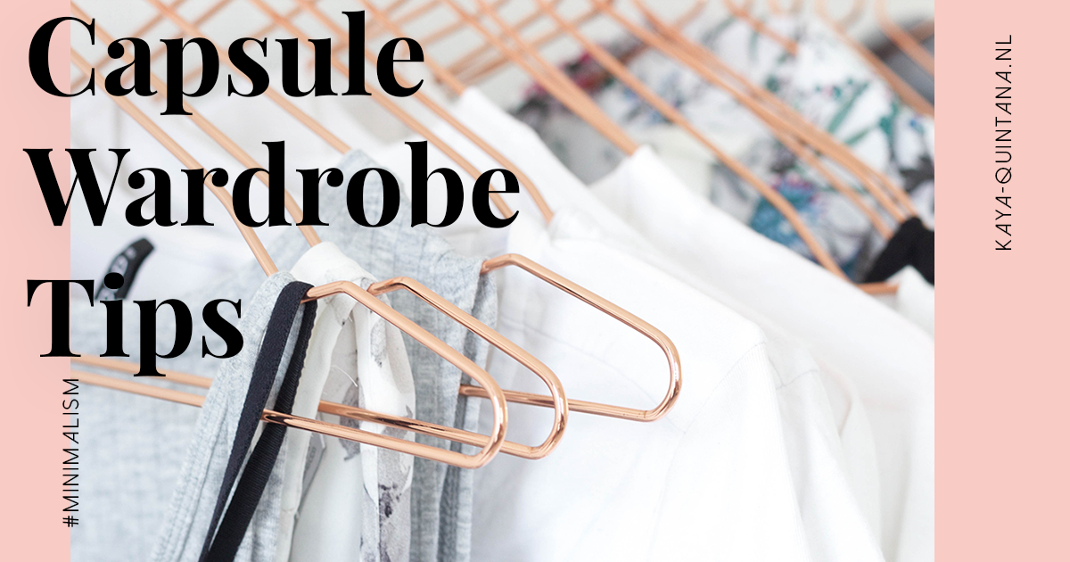 capsule wardrobe for beginners