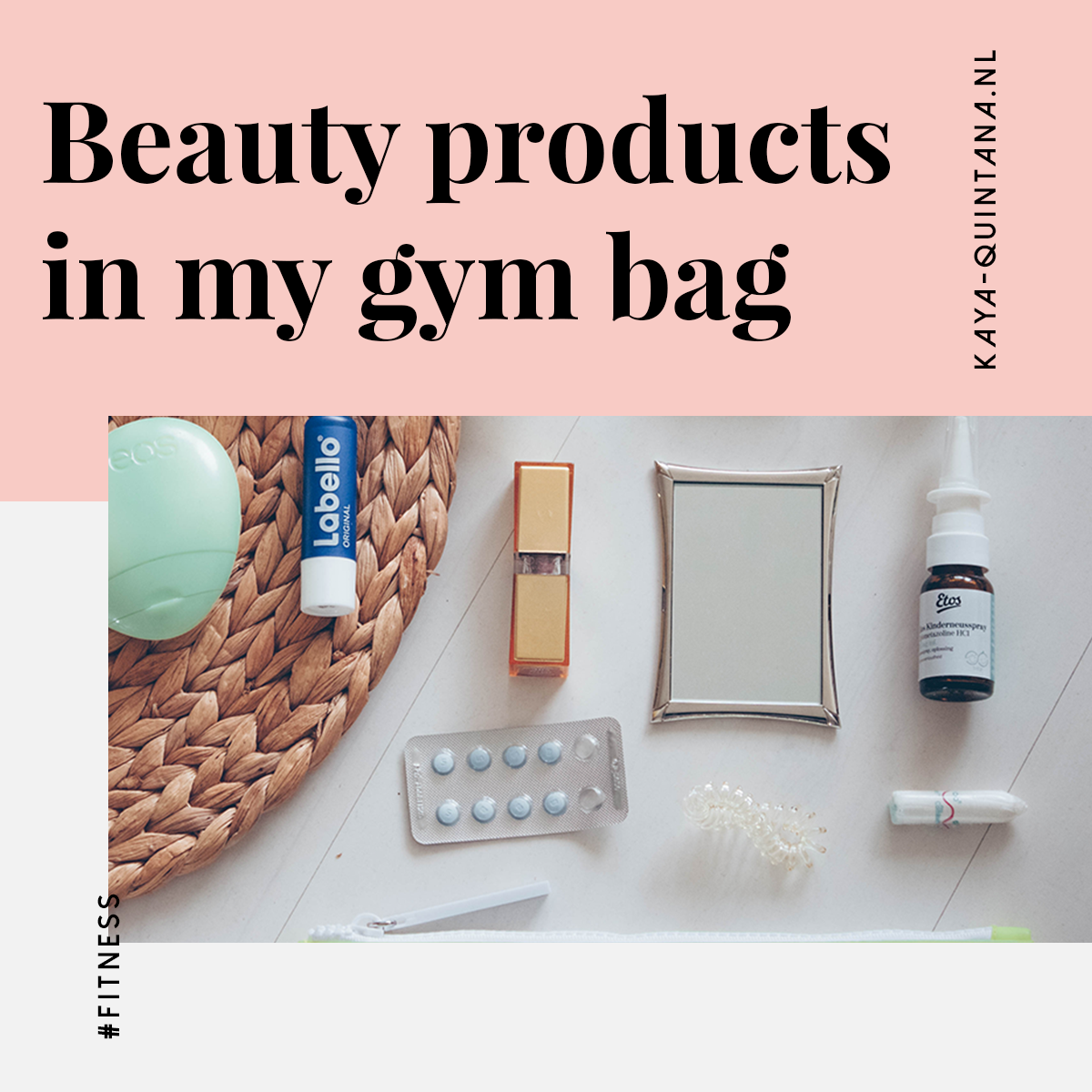 fitness beauty products