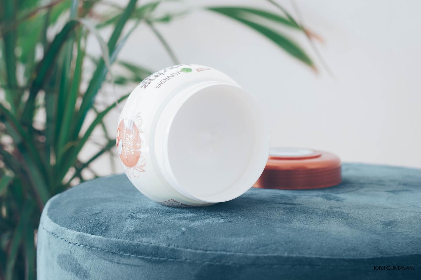 Coconut Milk & Macadamia hair mask review