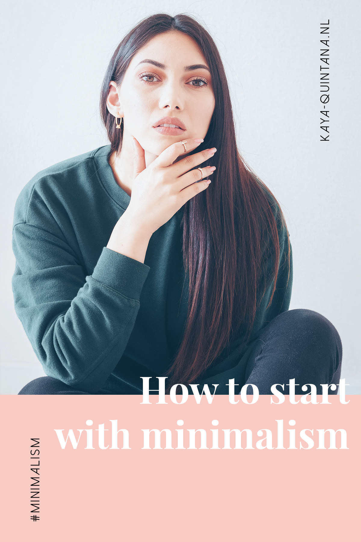 how to start with minimalism