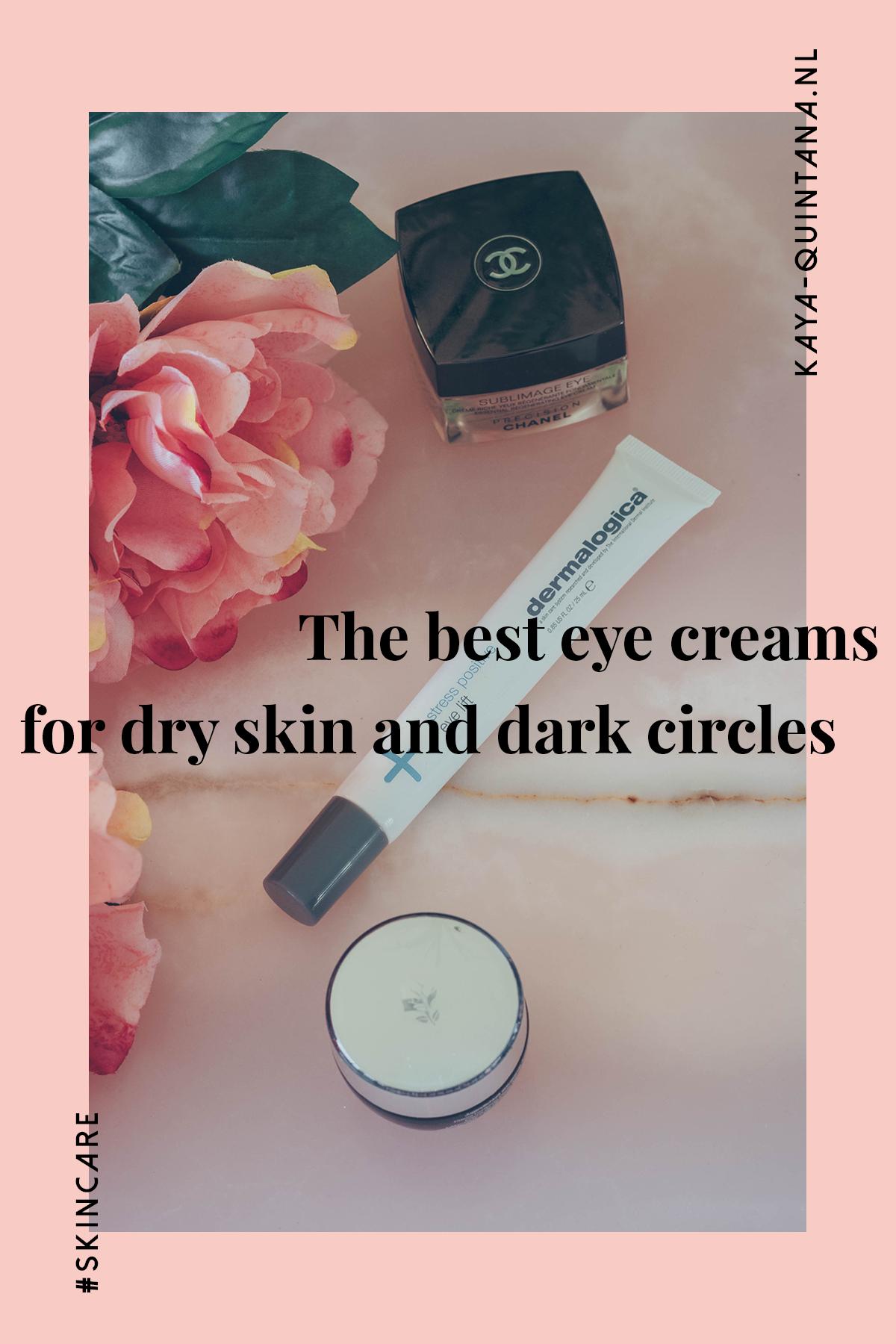The best eye creams