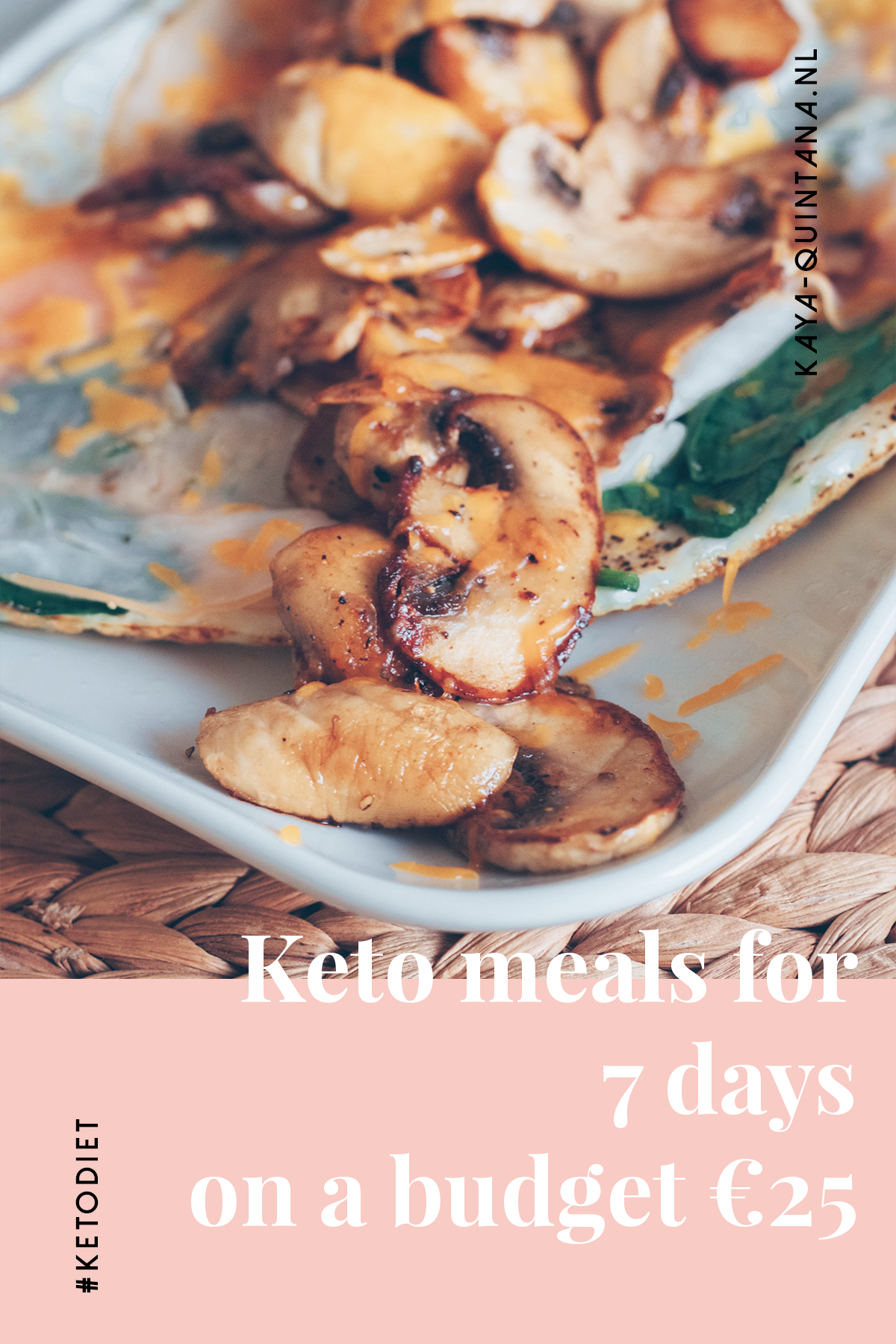 keto meals for 7 days on a budget