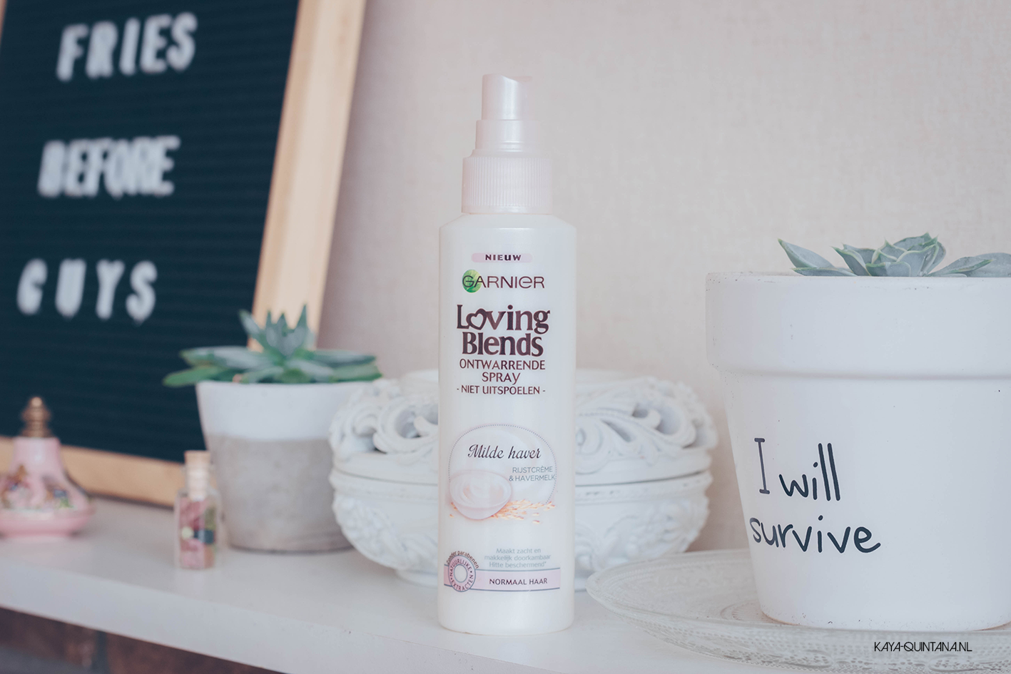 Garnier hair milk review