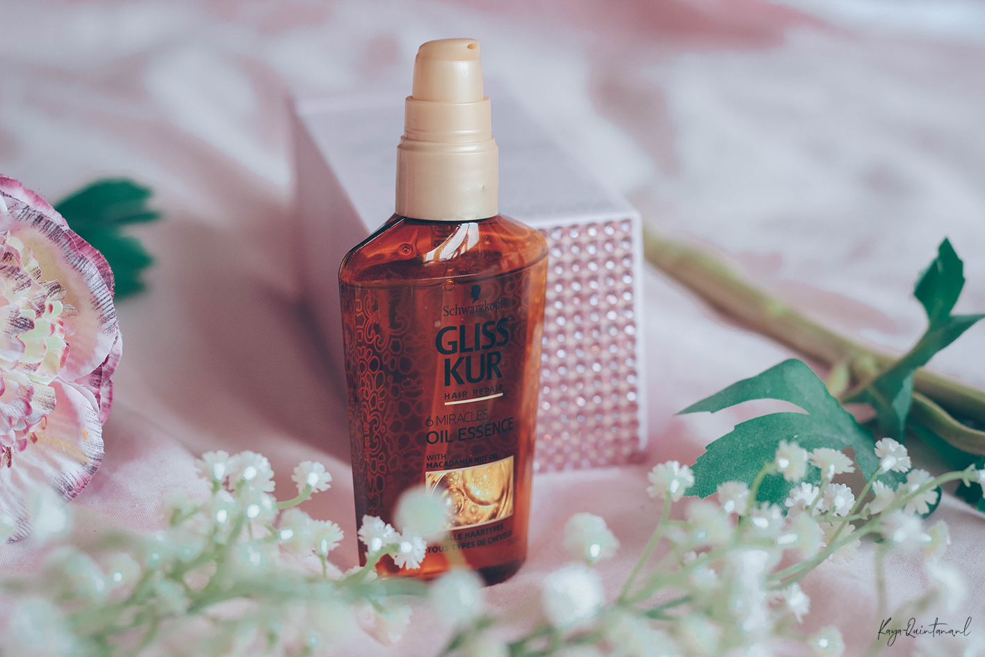 Gliss Kur 6 miracles oil essence