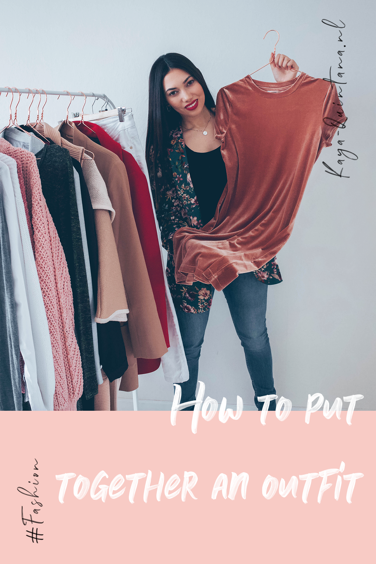 How to put together an outfit