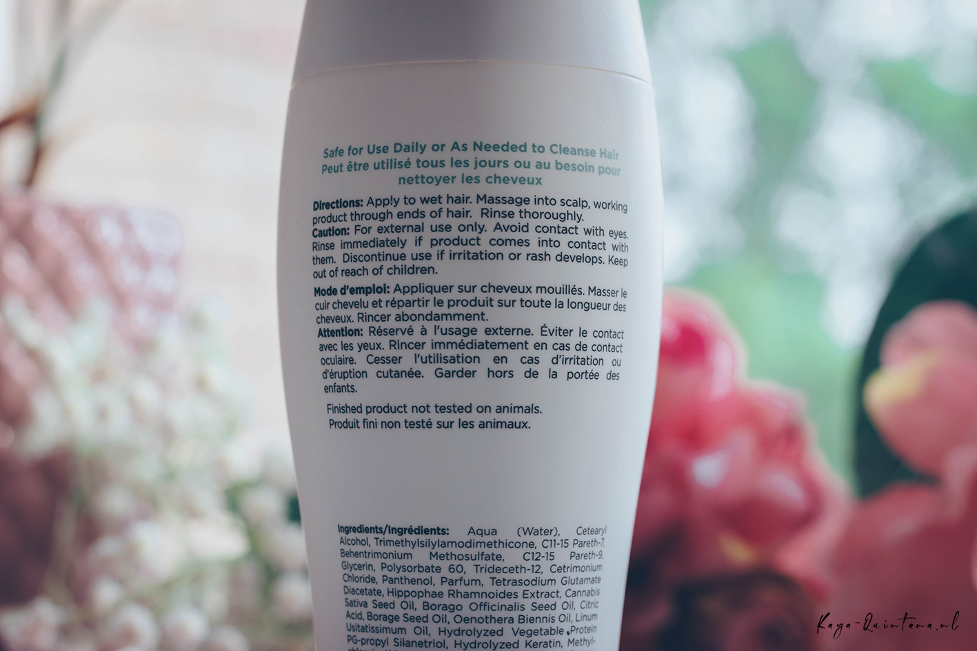 bio-cleansing conditioner