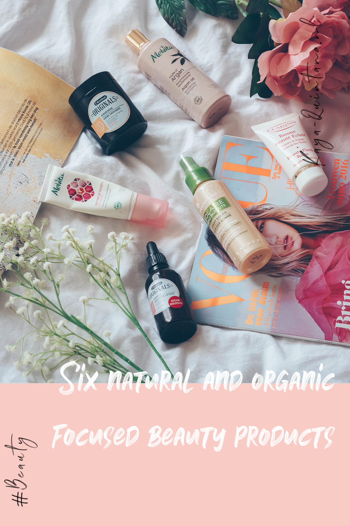 Six natural and organic focused beauty products