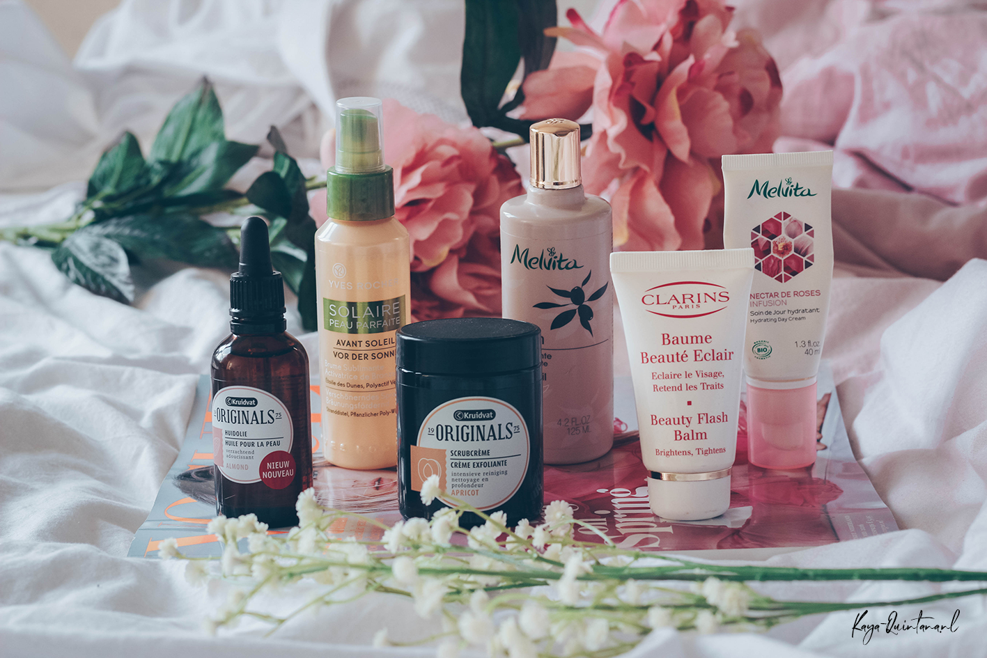 natural and organic focused beauty products