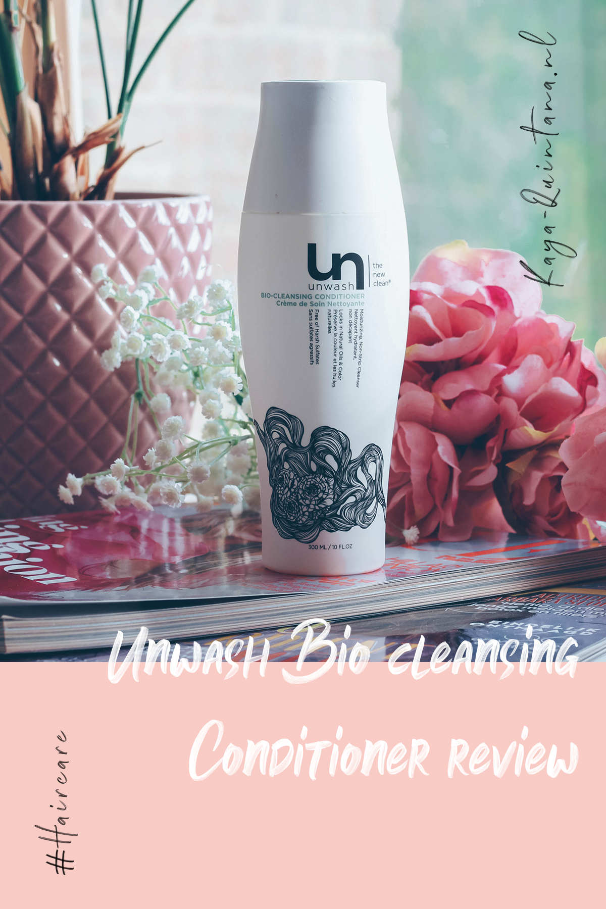 The Unwash bio-cleansing conditioner review