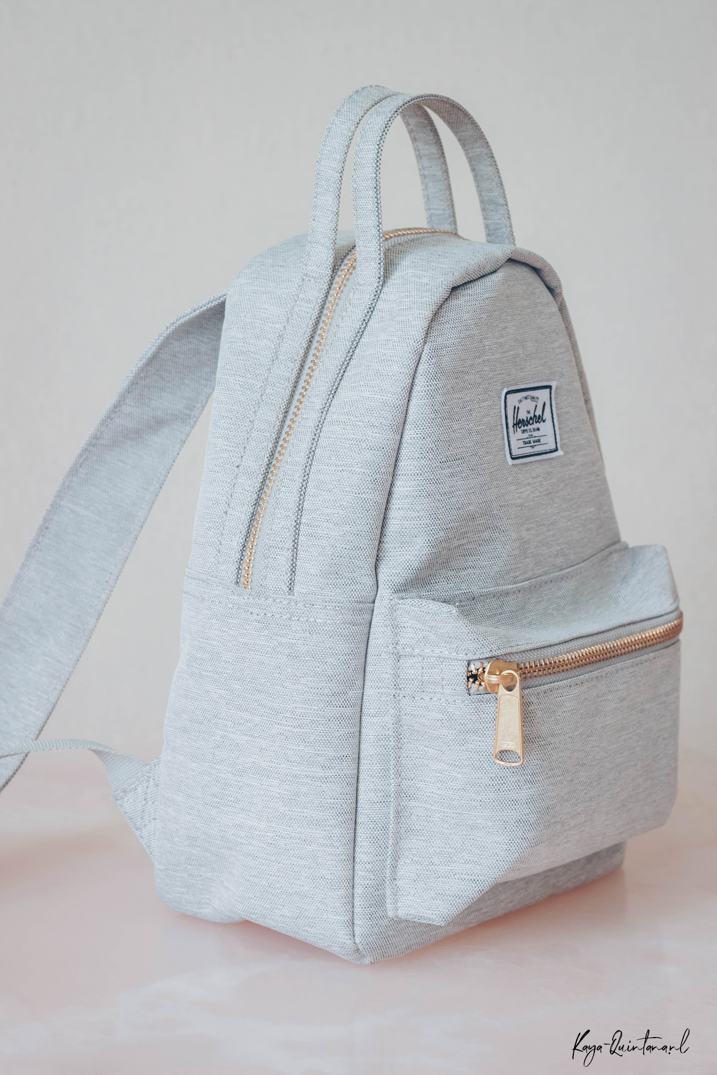 grey nova mini herschel backpack