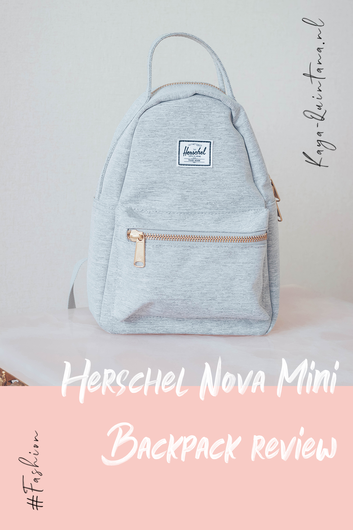herschel nova mini backpack review