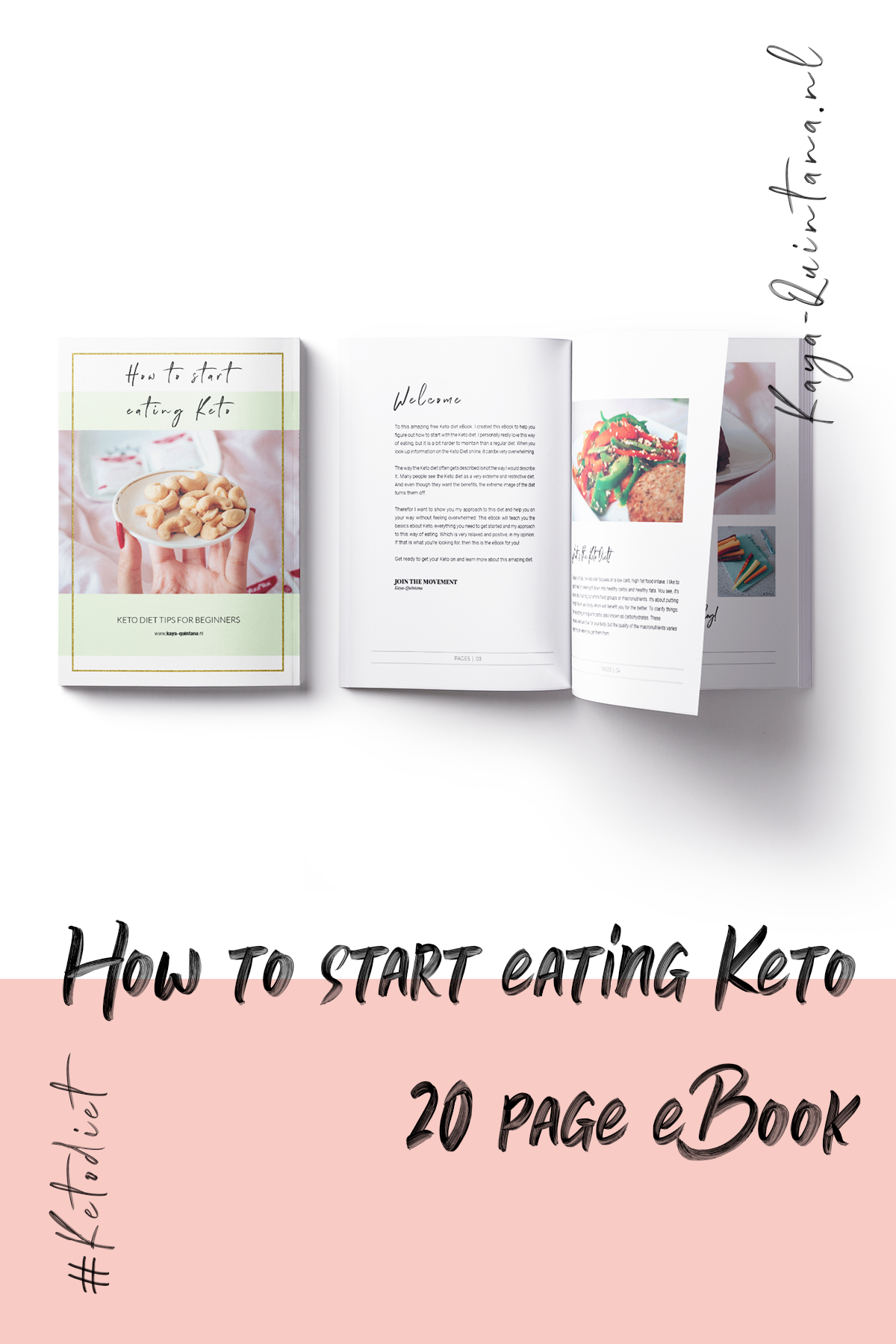 how to start eating keto ebook