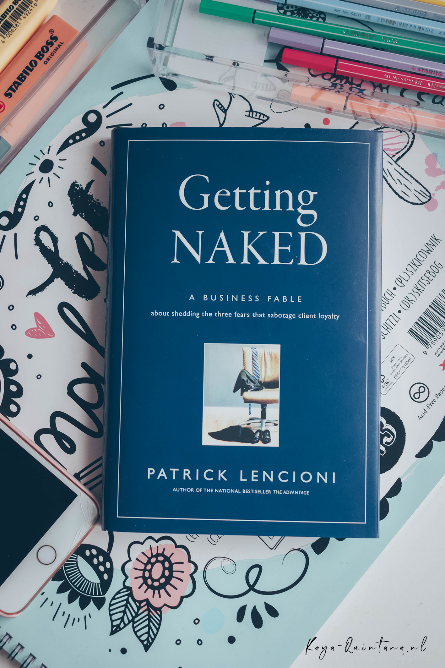 getting naked book review