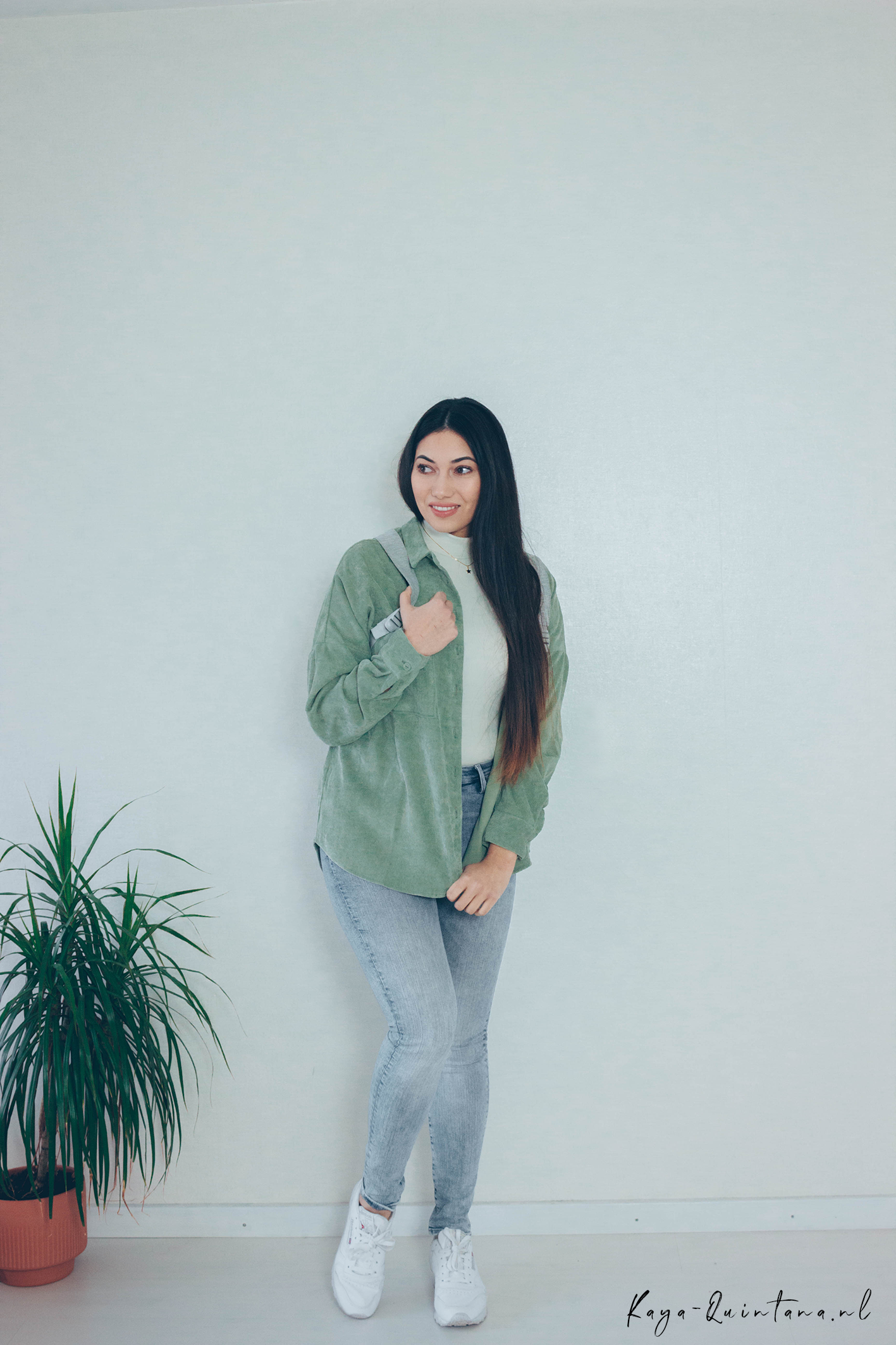 corduroy overshirt outfit