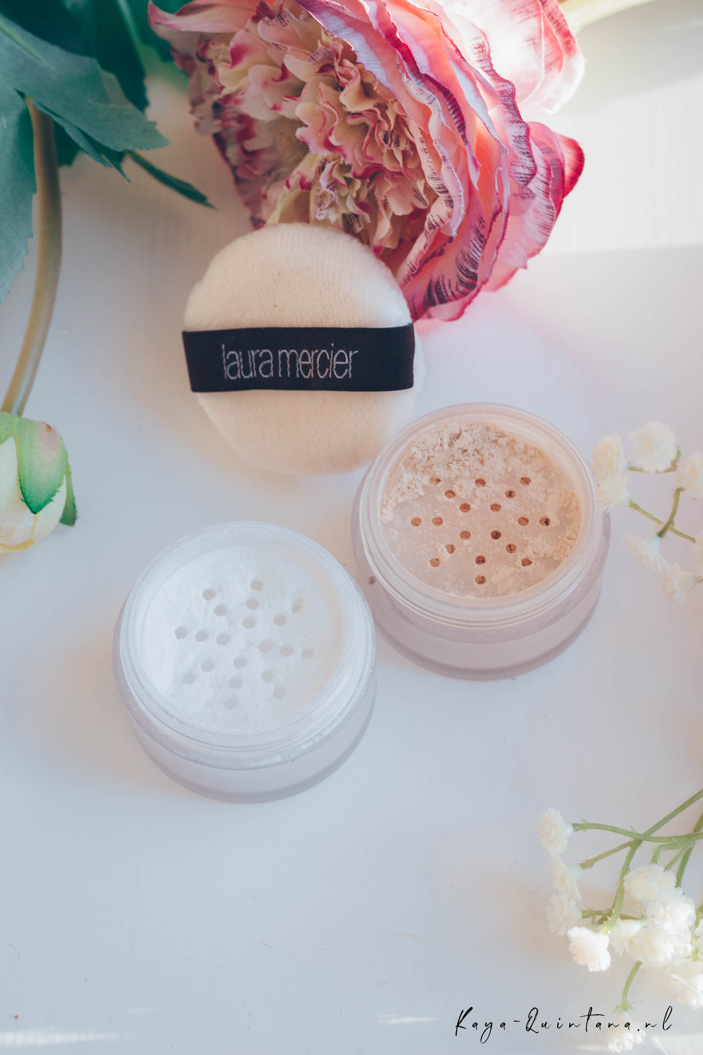 Laura Mercier Translucent loose setting powder review