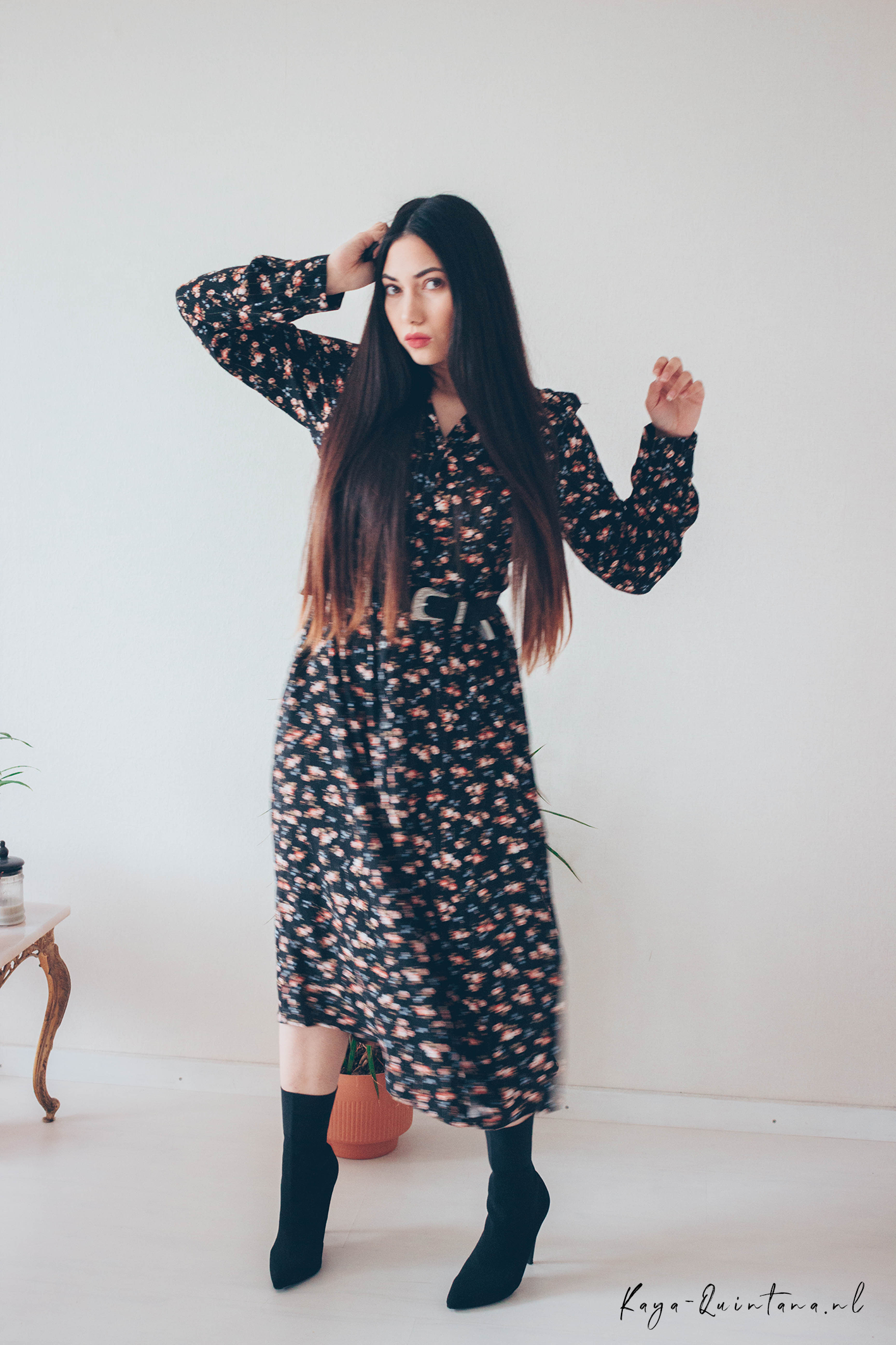 seventies dress outfit