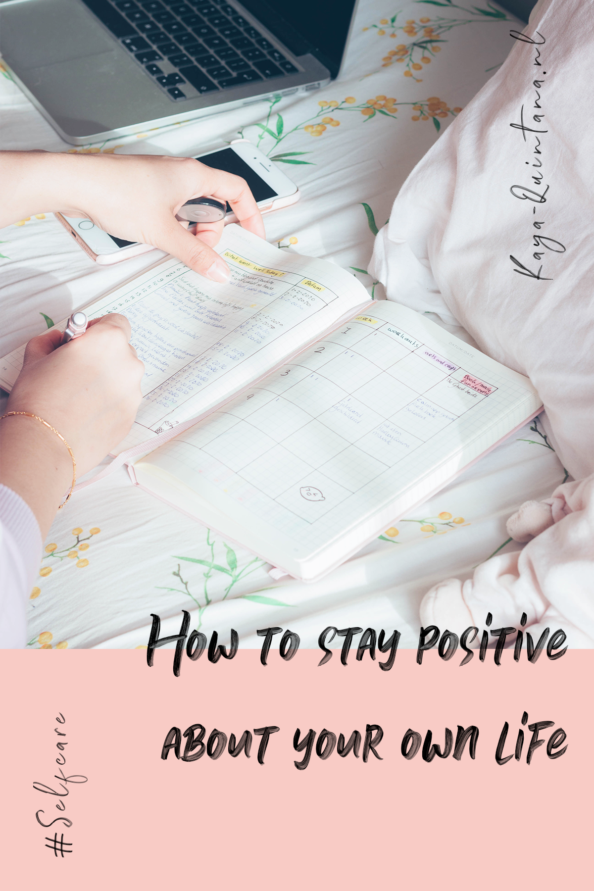 how to stay positive about your own life