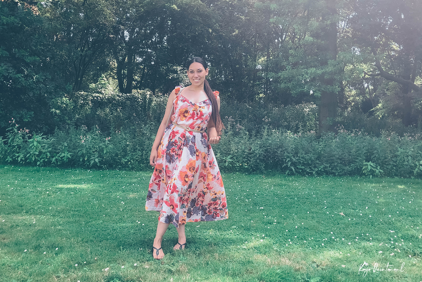 what i wore summer outfits